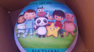 Happy Birthday Nathan